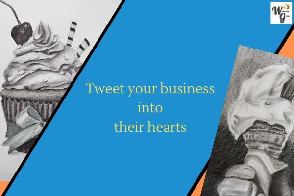 promote content on twitter, tweet your business into their hearts, Wednesday Genius