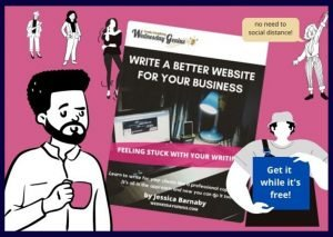 Write a Better Website for Your Business - Wednesday Genius